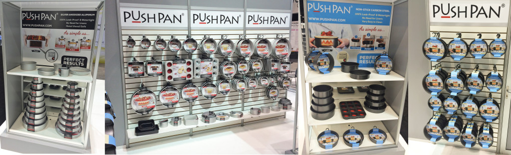 PushPan at Chicago Show